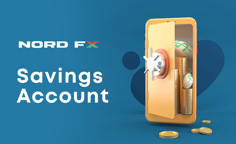 New NordFX Savings Account: Investment Income Plus Trading Income1