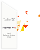 2016 Premiação<br>The Forex Awards Most Reliable Broker 2016